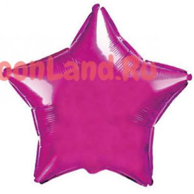Шар-звезда 'Розовая'