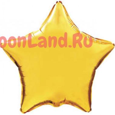 Шар-звезда 'Золотая'