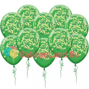 Воздушные шары 'Милитари'