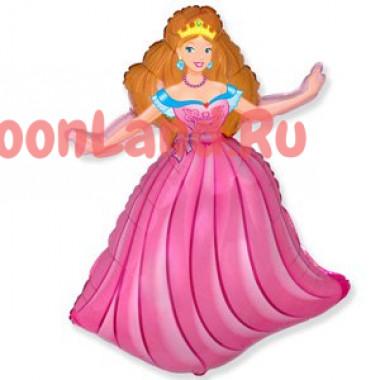 Фигурный шар 'Принцесса'