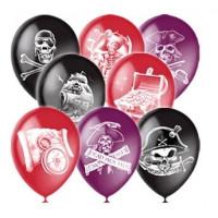 Воздушные шары Пиратские
