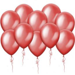 Воздушные шары Вишнёвые