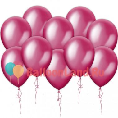 Воздушные шары розовые