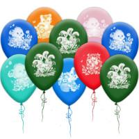 Воздушные шары Милые зверята