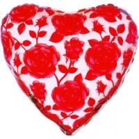 Шар-сердце Розы