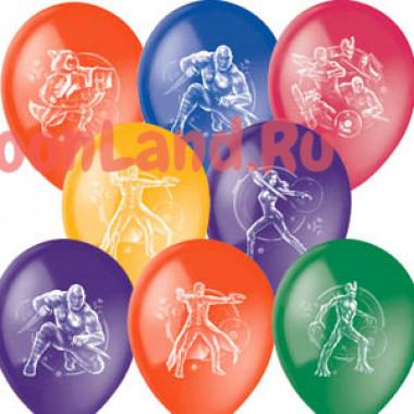 Воздушные шары 'Стражи Галактики'