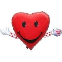 Шар-сердце Обними меня