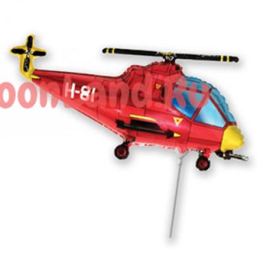 Фигура 'Красный вертолет'