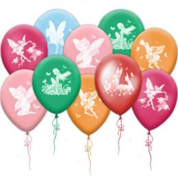 Воздушные шары Веселые феи