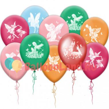 Воздушные шары 'Веселые феи'